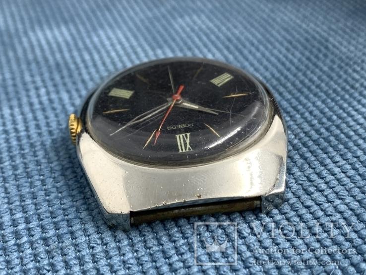 Часы Победа Au Корпус Белый, фото №8