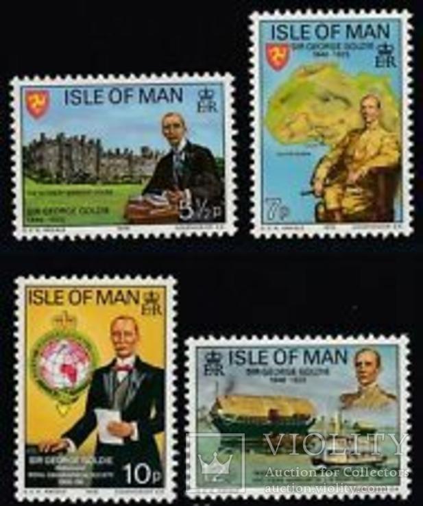 О-в Мэн 1975 основание Нигерии