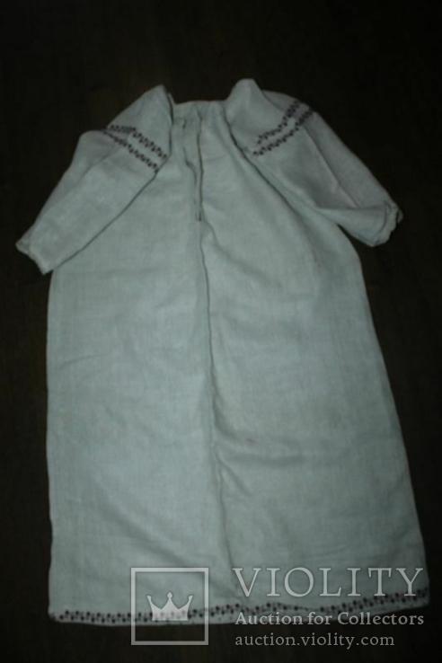 Сорочка вышиванка старинная №38, фото №6