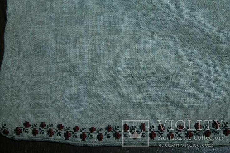Сорочка вышиванка старинная №38, фото №8