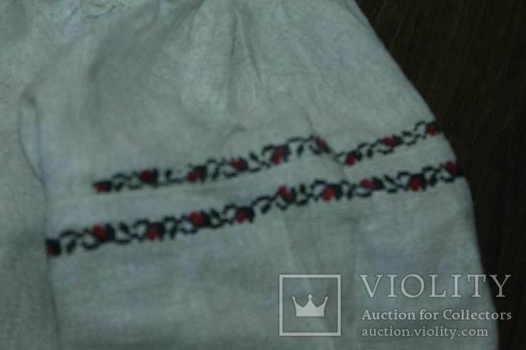 Сорочка вышиванка старинная №39, фото №4