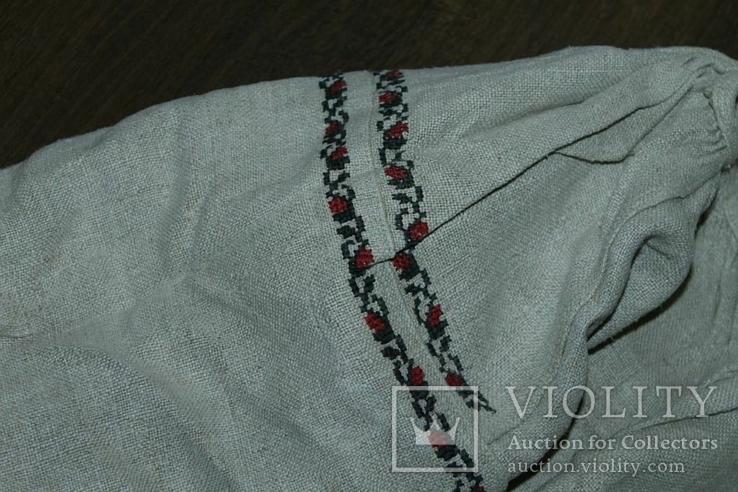 Сорочка вышиванка старинная №39, фото №5