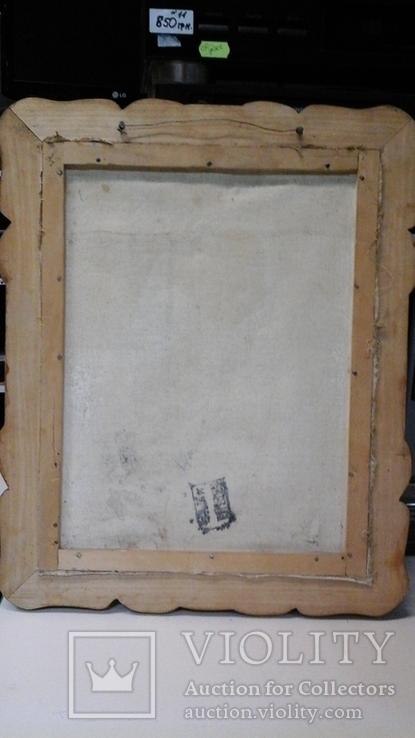 Женский портрет, маслом на холсте, 37 х 28 см, из Германии, фото №4