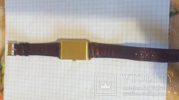 Золотые швейчарские часы 750 пробы ANCRE 15 RUBIS, фото №10
