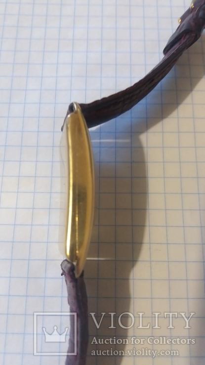 Золотые швейчарские часы 750 пробы ANCRE 15 RUBIS, фото №12