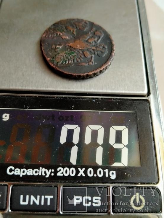 Деньга 1753 г.., фото №4