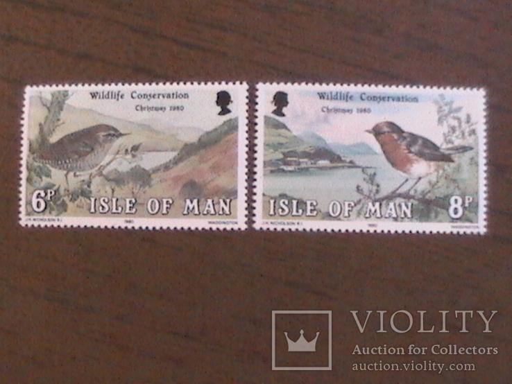 О-в Мэн 1980 охрана природы