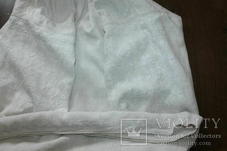 Сорочка вышиванка старинная №41, фото №6