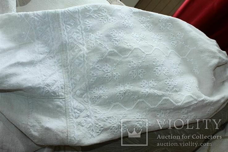 Сорочка вышиванка старинная №41, фото №9