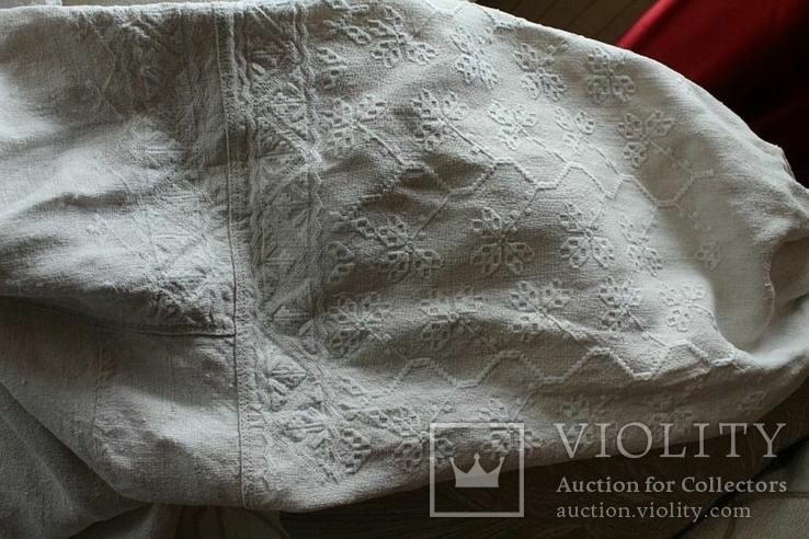 Сорочка вышиванка старинная №41, фото №10
