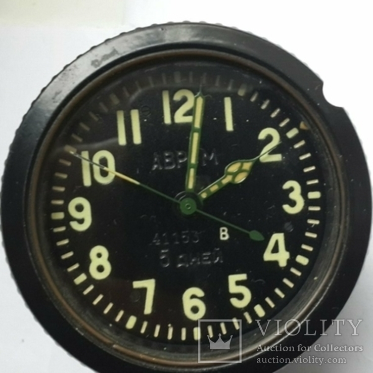 Часы летные А В Р - М 5 дней, фото №2