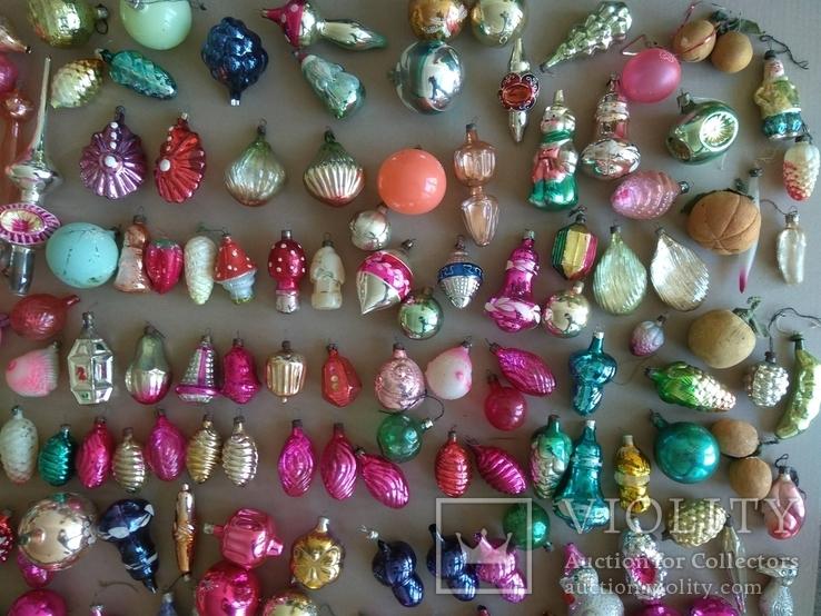 Елочные игрушки  .  Разное ., фото №6