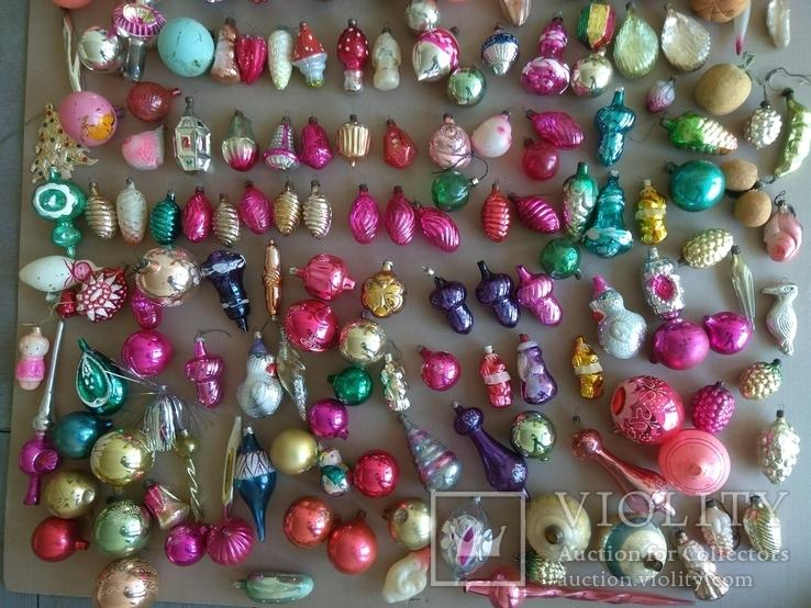Елочные игрушки  .  Разное ., фото №7