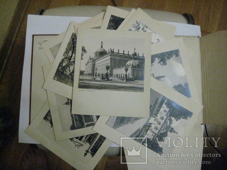 """ФотоАльбом """"Потсдам.Сан-Суси"""". Авторские фото изв. фотографов ГДР. 1959 год., фото №5"""