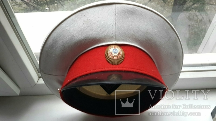 Фуражка МВД СССР, фото №2