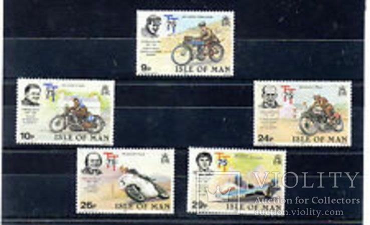 О-в Мэн 1982 мотогонки