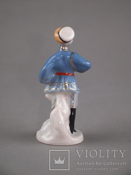 Статуэтка Фигурка Гармонист и плясуньи (5  штук), фото №4
