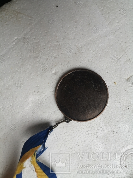 Медали спортивные 2 шт, фото №9