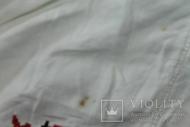 Сорочка вышиванка старинная №42, фото №12