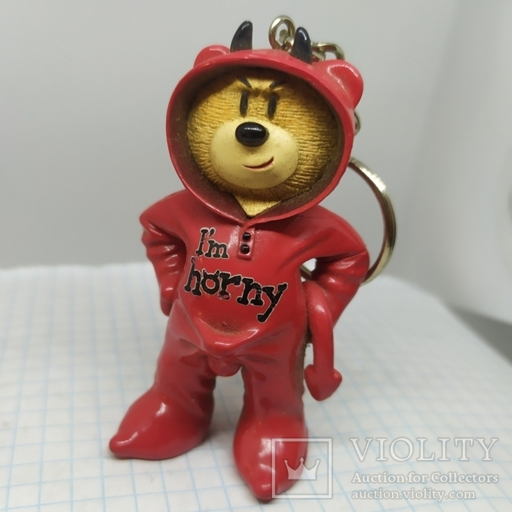Брелок Сексуальный Мишка Тедди, фото №3