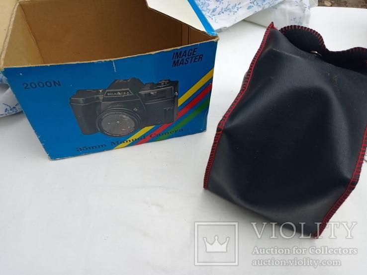 Фотоапарат белка в коробке США, фото №2