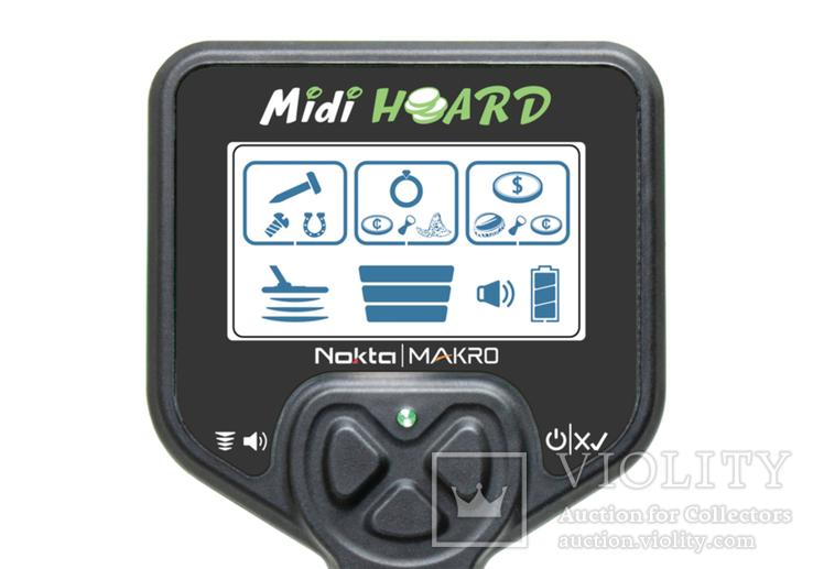 Металлоискатель для детей Nokta Makro Midi Hoard, фото №5