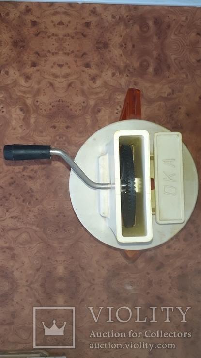 Сбивалка ОКА 1985 год, фото №9