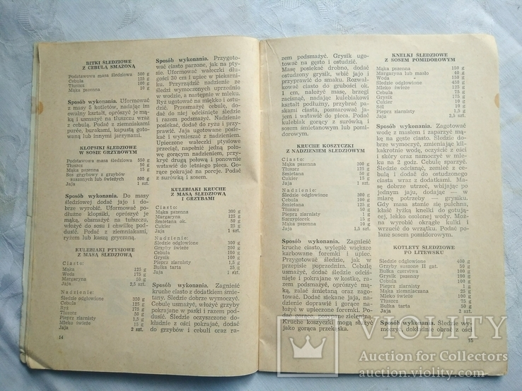 100 potraw ze śledzi. Dionizy Szepietowski, фото №8