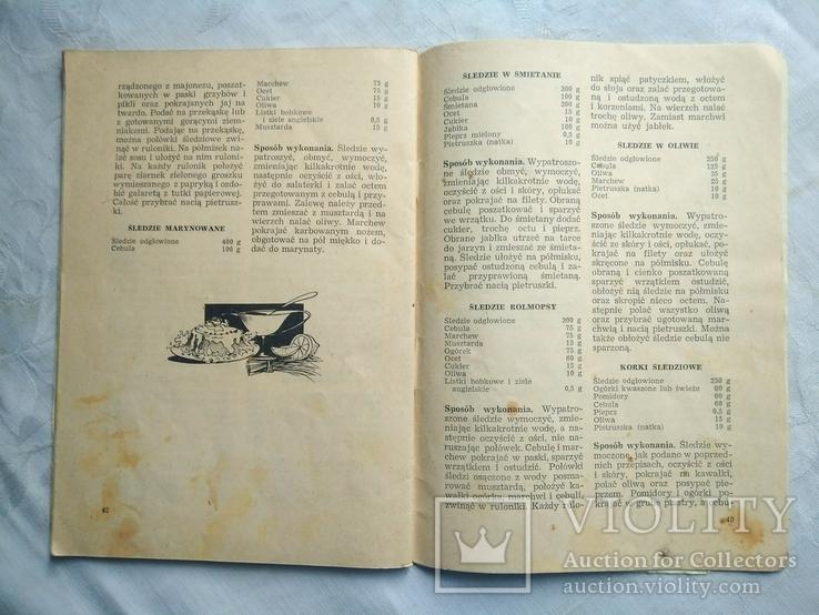 100 potraw ze śledzi. Dionizy Szepietowski, фото №11