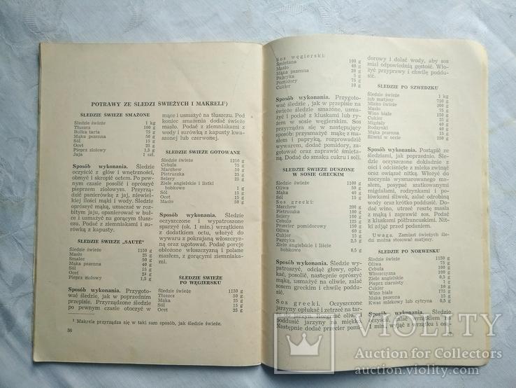 100 potraw ze śledzi. Dionizy Szepietowski, фото №12