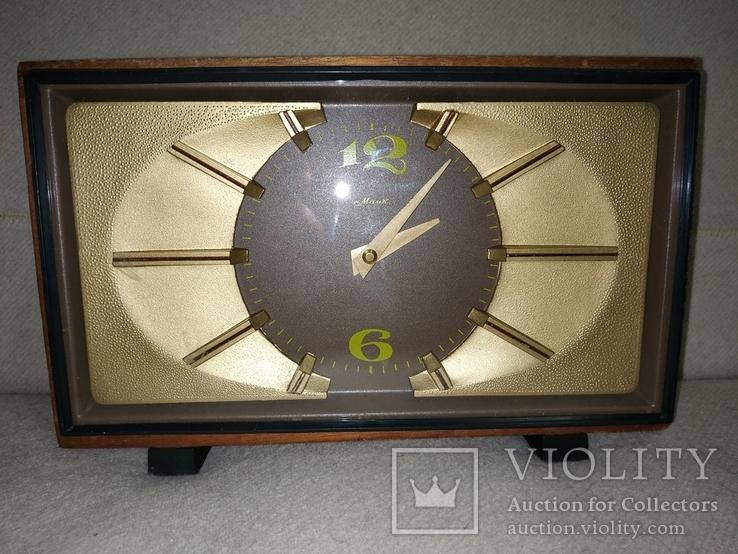 Настольные или каминные часы Маяк, фото №2