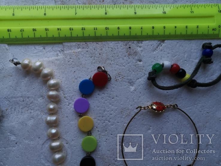 Бижутерия браслеты, фото №6