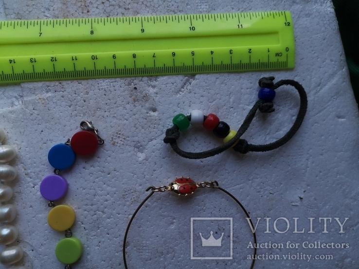 Бижутерия браслеты, фото №7