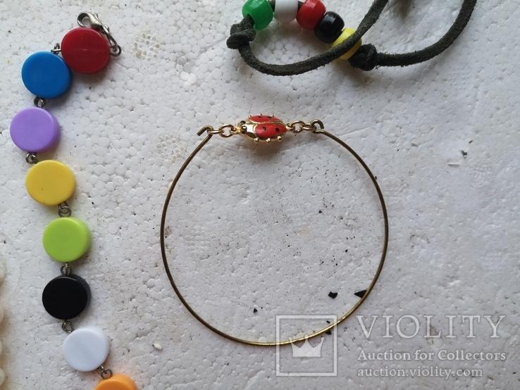 Бижутерия браслеты, фото №8