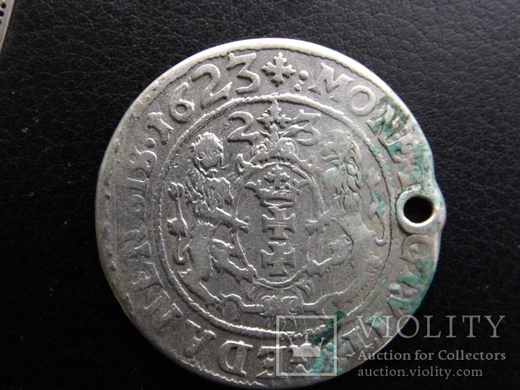 Орт Гданский  1623 год, фото №4