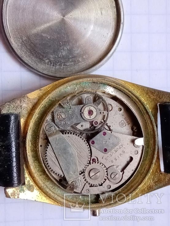 Швейцарские часы Sibona., фото №3