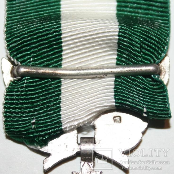 """Почётная медаль чести """"Департаментов и Коммун Франции"""" VI степени (Франция), фото №7"""