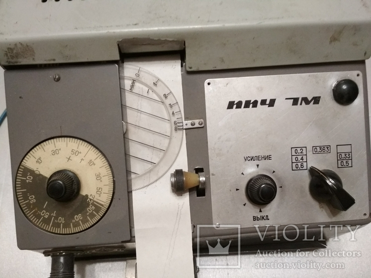 Прибор проверки хода часов ППЧ-7М, фото №7