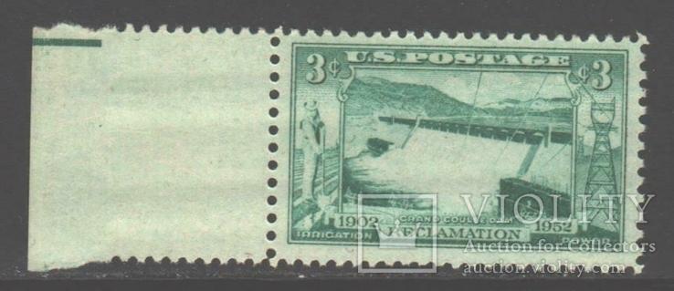 США. 1952. Дамба **.
