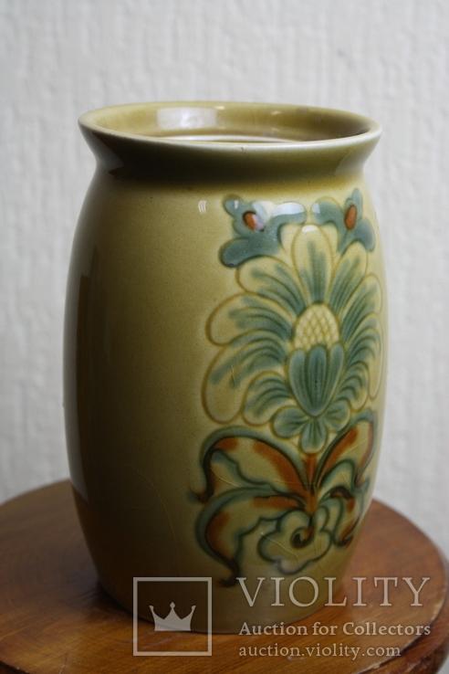 Ваза керамика  18см., фото №5