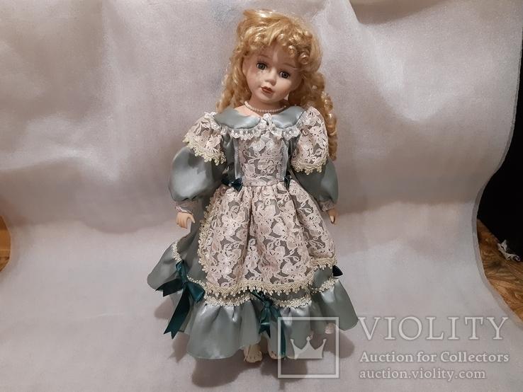 Кукла фарфоровая (лот 1), фото №3
