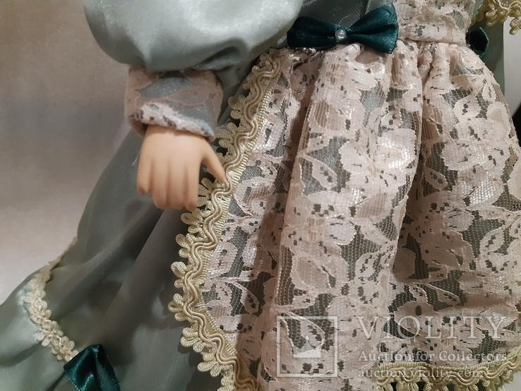 Кукла фарфоровая (лот 1), фото №6