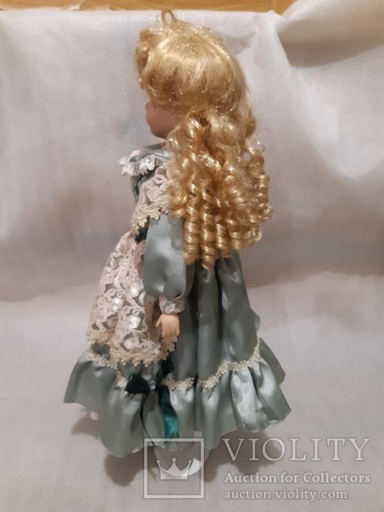 Кукла фарфоровая (лот 1), фото №9