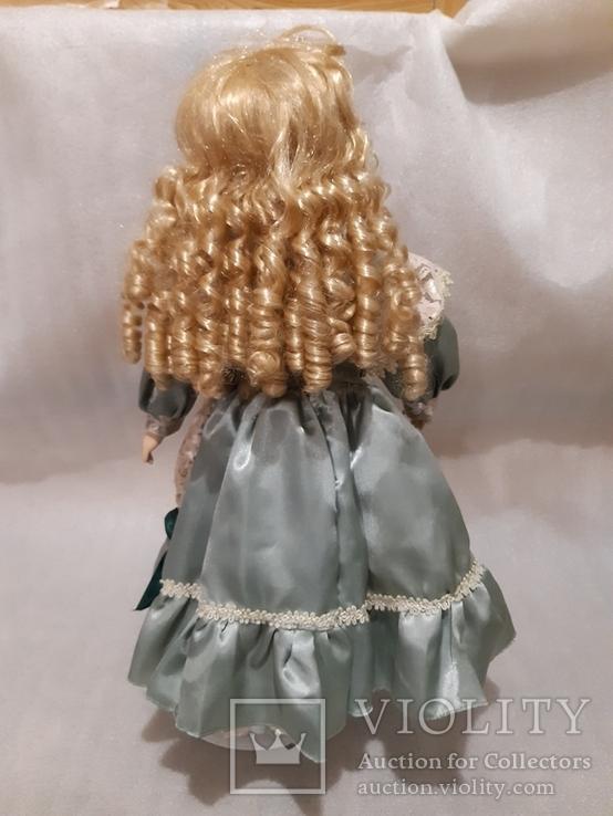 Кукла фарфоровая (лот 1), фото №10