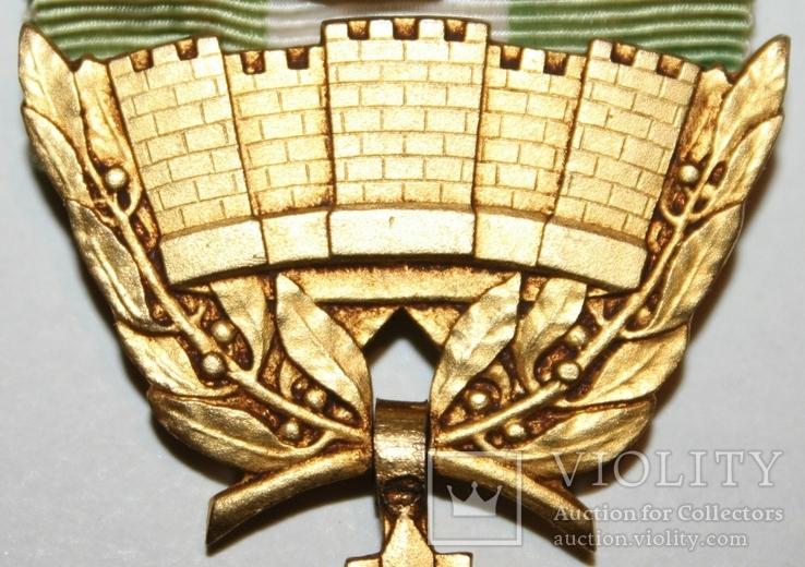 """Почётная медаль чести """"Департаментов и Коммун Франции"""" I степени (Франция), фото №4"""