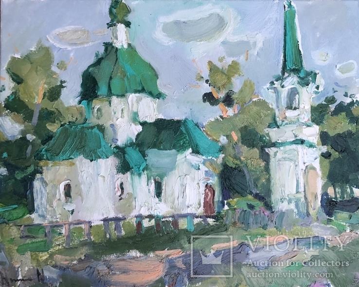Воскресенська церква м. Седнів