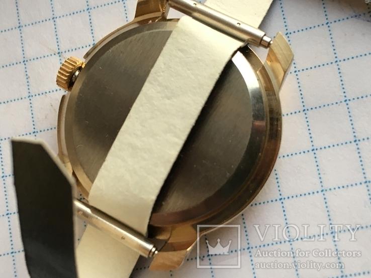 Часы Заря 2009В новые Ау с коробком и паспортом номерные, фото №9