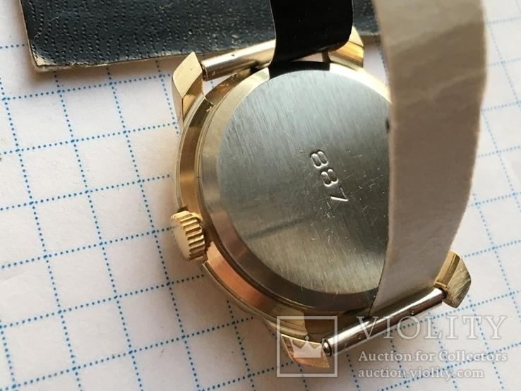Часы Заря 2009В новые Ау с коробком и паспортом номерные, фото №10