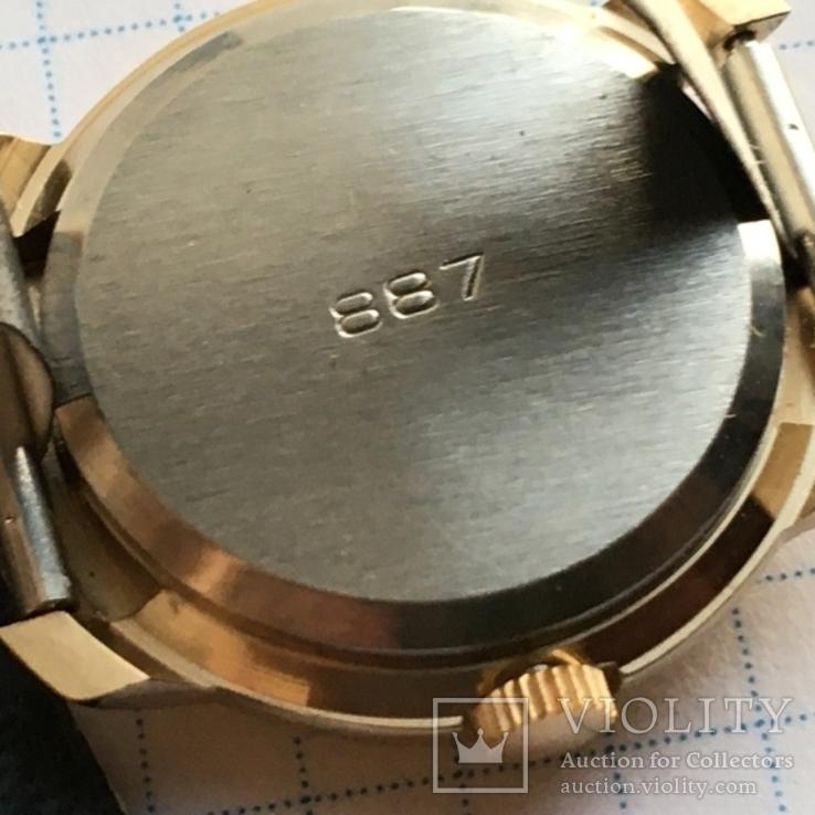 Часы Заря 2009В новые Ау с коробком и паспортом номерные, фото №13