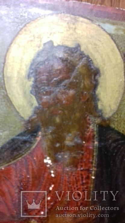 Икона Апостол Андрей 68-31 см., фото №5